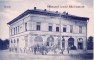 Régi kép a Takarékpénztárról